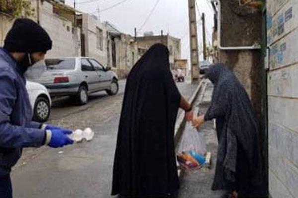 پویش تهیه و توزیع سبد کالا در ماه رمضان